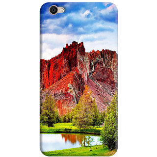 FurnishFantasy Back Cover for Vivo Y55L - Design ID - 0760