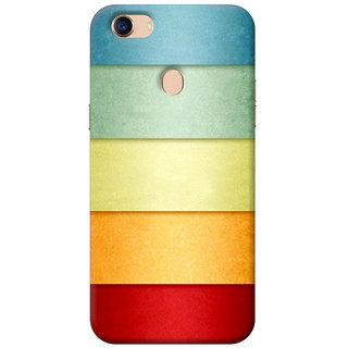 FurnishFantasy Back Cover for Oppo F5 - Design ID - 0018