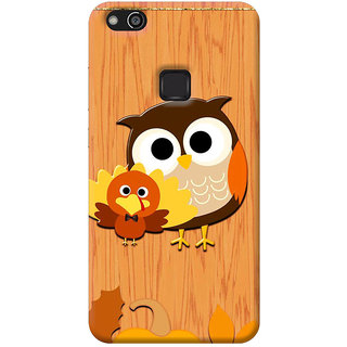 FurnishFantasy Back Cover for Huawei P10 Lite - Design ID - 0913