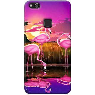 FurnishFantasy Back Cover for Huawei P10 Lite - Design ID - 0930
