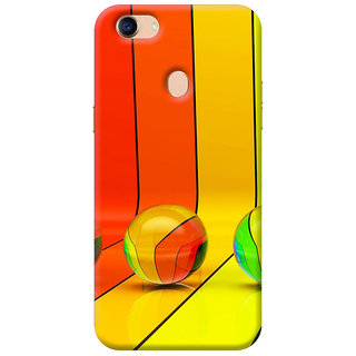 FurnishFantasy Back Cover for Oppo F5 Youth - Design ID - 0143