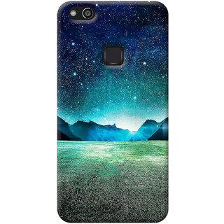 FurnishFantasy Back Cover for Huawei P10 Lite - Design ID - 0935