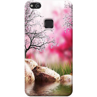 FurnishFantasy Back Cover for Huawei P10 Lite - Design ID - 1046