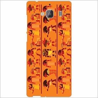 Printland Back Cover For Redmi 2 Prime