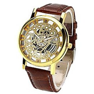 true choice new simple  sober watch for men with 6 month warranty
