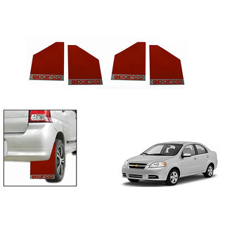 Himmlisch Mudflap for Chevrolet Aveo [2009-2012]