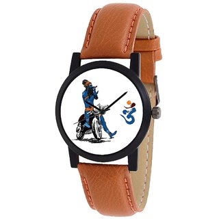 true choice new brand analog watch for men with 6 month warranty