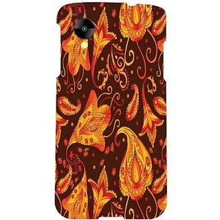 Printland Back Cover For LG Nexus 5 LG-D821