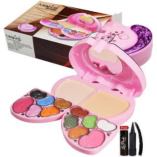 Mars New Fashion Waterproof Make-up Kit MK06 With Free LaPerla Kajal Worth Rs.125/
