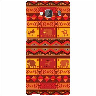 Printland Back Cover For Redmi 2 Prime
