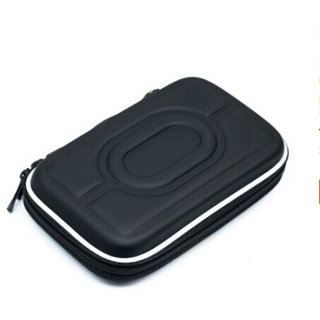 Shockproof Waterproof Shockproof HDD Case Bag Cover Protector Black For 2.5 Inch Hard Disk Drive External Pouch