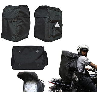 Bikers Big Backpack for Delivery