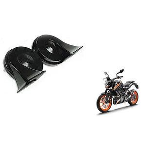 Himmlisch   Uno Minda Trumpet Twin Dual Tone Bike  Horn For      KTM 200 Duke