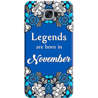 FurnishFantasy Back Cover for Samsung Galaxy J7 Max - Design ID - 1345