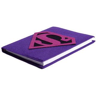 Li'll Pumpkins Purple Superwoman Big Diary