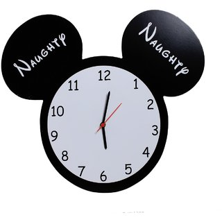 Baby Oodles Mouse Wall Clock