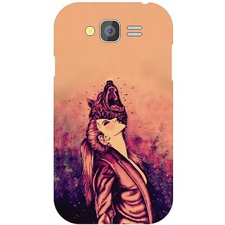 Printland Back Cover For Samsung Galaxy Grand I9082