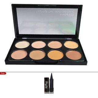 Mars Professional Makeup 3in1 Concealer with Laperla Kajal