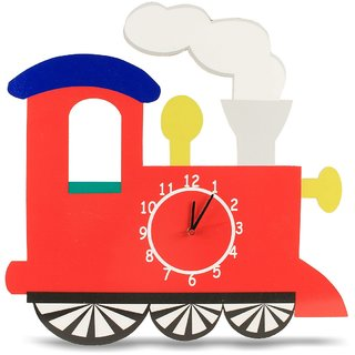 Baby Oodles Engine Wall Clock