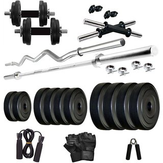 SPORTO  30 KG HOME GYM SET