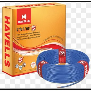 Havells Life Line Plus Cables 2.5 sqmm
