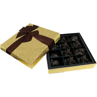 Crunchy Chocolate Nutty Rocks Gift Box (12 Pcs)