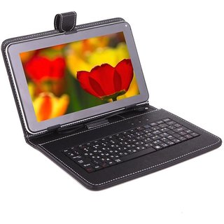 IKall N1 with Keyboard (8 Inch Display, 16 GB, Wi-Fi + 4G Calling, Gold)