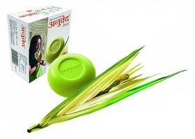 6 Herbal Kewda 125 gm each Soaps with Free Face Pack