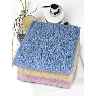Bombay Dyeing Face Towel Pack of 3