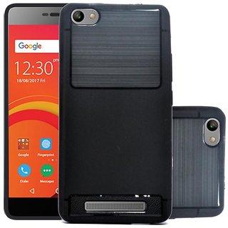 ECS Soft Back Case Cover For Comio C1 - Black