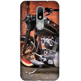 Printland Back Cover For Moto M