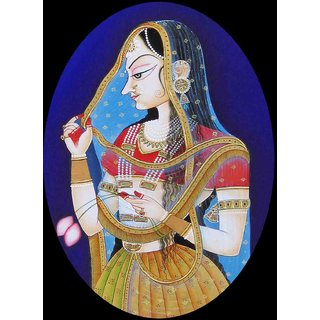 shoppingtara Bani-Thani Painting