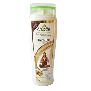 Anuspa Tress Talk -Hair Protect Conditioning Shampoo With Moroccan Argan Oil 220 ML
