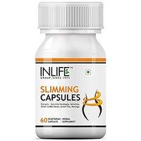 INLIFE Slimming Garcinia Cambogia,Green Coffee Bean,Gre