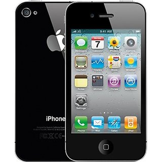 Apple iphone 4 8GB/Good Condition/Certified Pre Owned - (3 Months Seller Warranty)