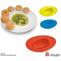 Milton Pani Puri plate (set of 4)