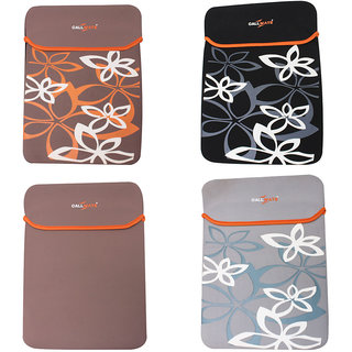 Callmate Neoprene Sleeve For Upto 15inch Tablet- Assorted Color