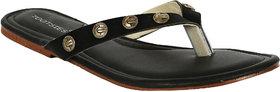 TOOTSIES Ladies Stylish Black Sandal