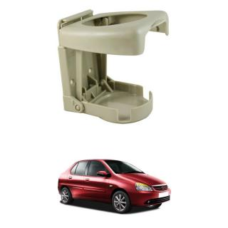 Motor Duniya Beige Drink Holder For Tata Indigo eCS 2013-2015