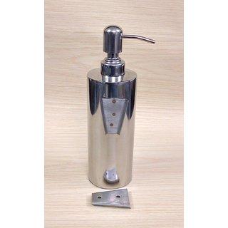 Kamal Stainless Steel Liquid Soap Dispenser Plaza Wall Mounting