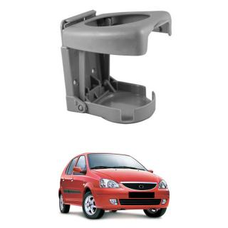 Benjoy Grey Drink Holder For Tata Indica V2 2011-2013