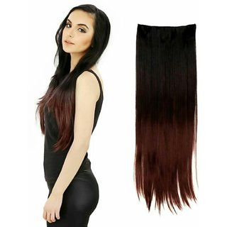 Tahiro Multicolour Party Hair Extension - Pack Of 1