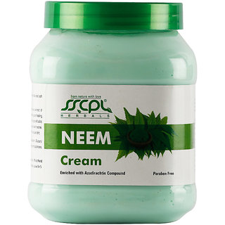SSCPL HERBALS Neem Massage Cream 450