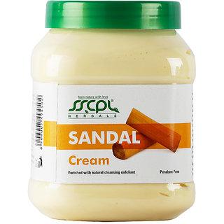 SSCPL HERBALS  Sandal Massage Cream 450