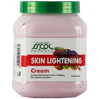 SSCPL HERBALS Skin Lightening Massage Cream 450