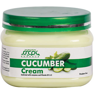 SSCPL HERBALS Cucumber Massage Cream 150