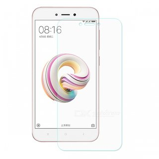 Tempered Glass For Redmi 5A (Standard Quality)