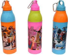 Water Bottle for Kids (1 pc) - Assorted Colours