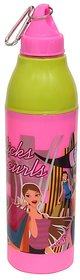 Water Bottle for Girls (1 pc) - Assorted Colours