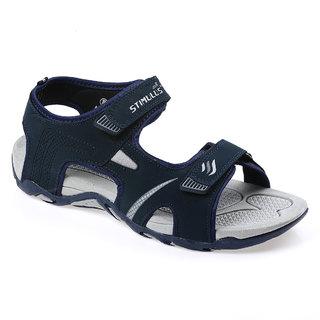 a5e6d8436 Buy Paragon Stimulus Men s Blue Grey Casual Sports Sandal Online ...